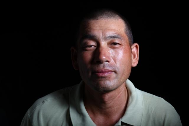 """סאנג צ'ינג פֶאנג - """"אין כמו הזונות בארץ"""". צילום: אסף פרידמן"""