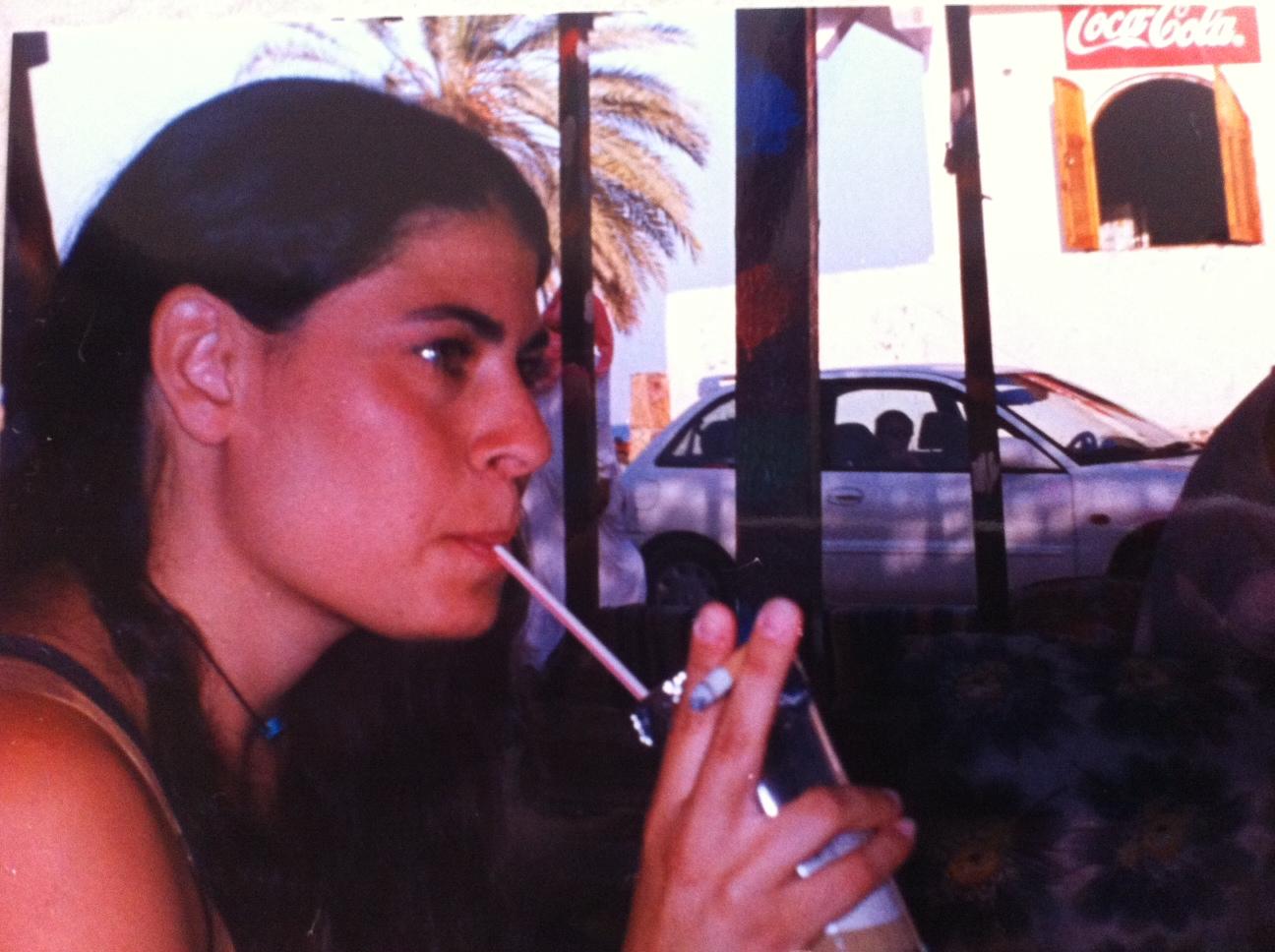 סיני 1997. גיל 20