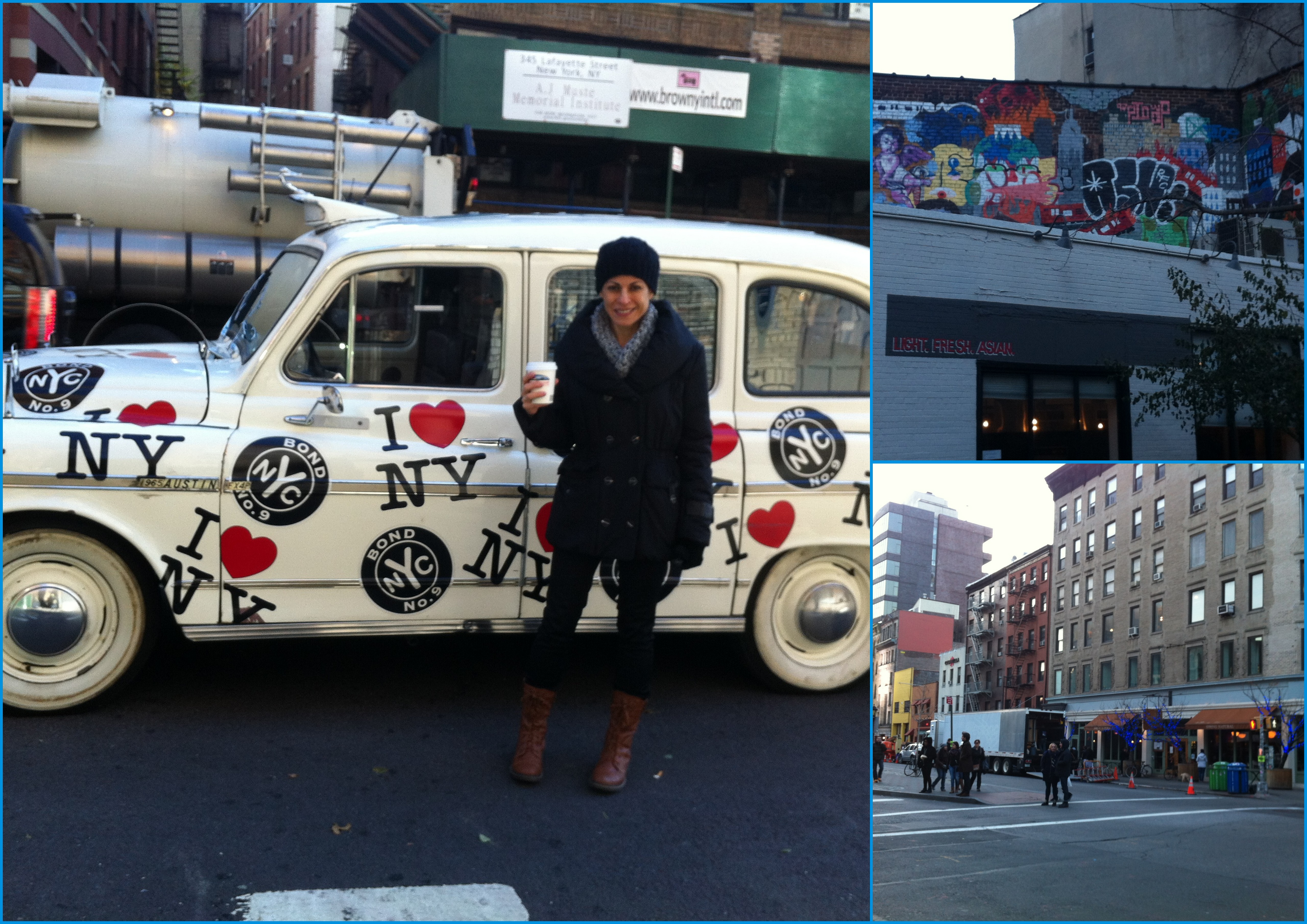 """""""ניו יורק ניו יורק בתוך שדרות של חופש"""""""