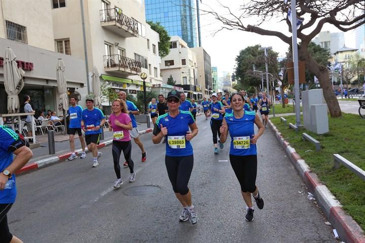 """Run Forrest - מרתון ת""""א 2013"""