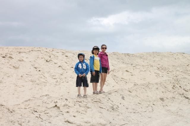 תצפית הר סדום - דרום ים המלח