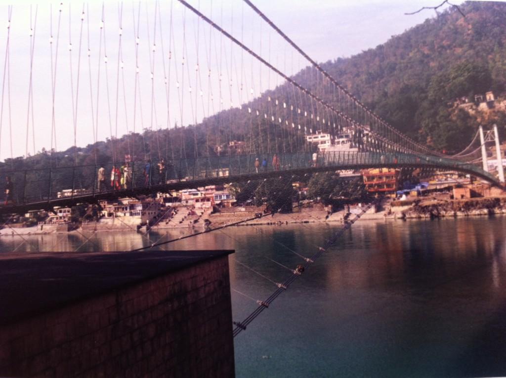 כל העולם כולו גשר צר מאוד. צפון הודו